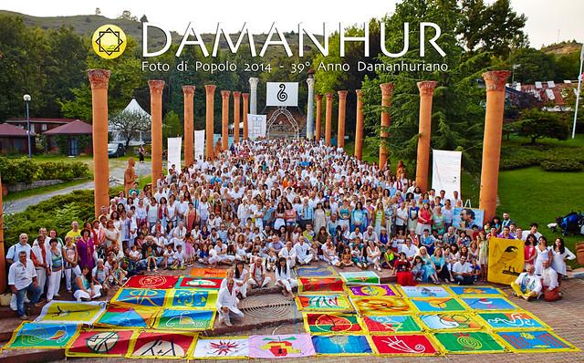 Damanhur Foto di Popolo 2014