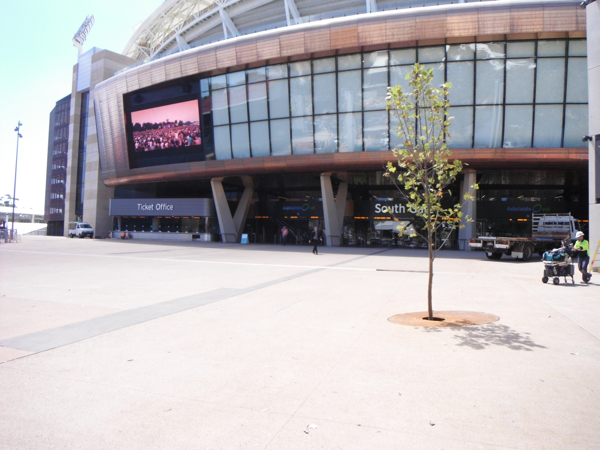 Sika ColorFlo is featured in the redevelopment of Adelaide Oval