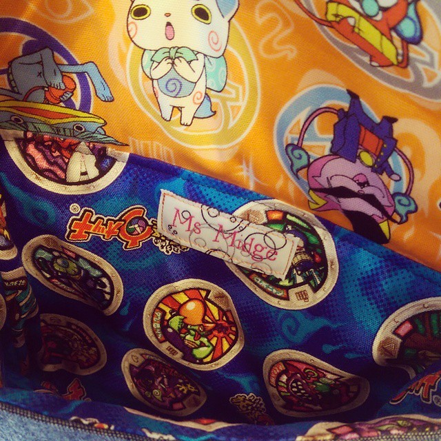 #Japanese #cartoons my 11 year old daughter wants this fabric?!?