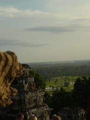 Sunset at Phnom Bakheng Angkor Thom - 07