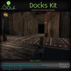 2014 Docks Kit
