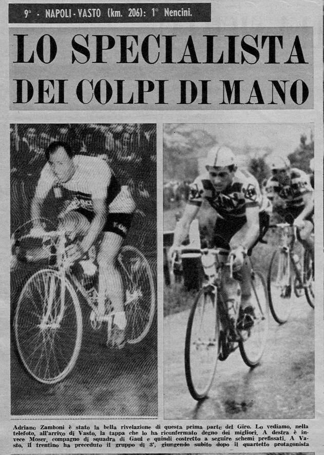 Giro d'Italia 1959 - 9° tappa