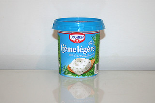 06 - Zutat Creme legere / Ingredient creme legere