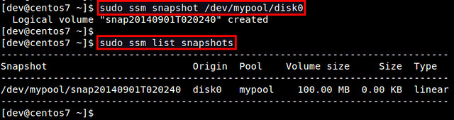 How to manage LVM volumes on CentOS / RHEL 7 with System