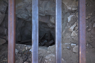 Barred from the shaft