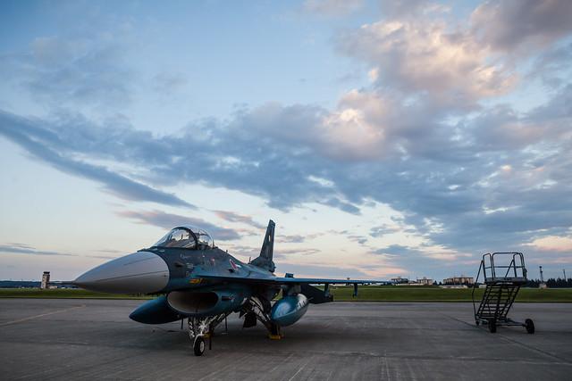 横田基地友好祭2014 F-2