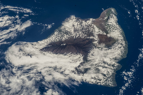 Big Island of Hawaii (NASA, International Space Station, 08/24/14)