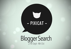Pixicat blogger search