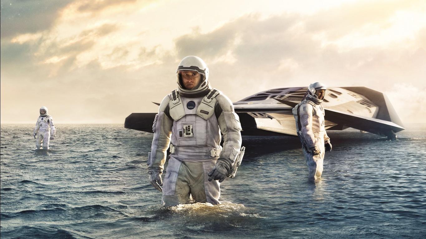 Interstellar New 2015 Movie HD Wallpaper - Stylish HD Wallpapers