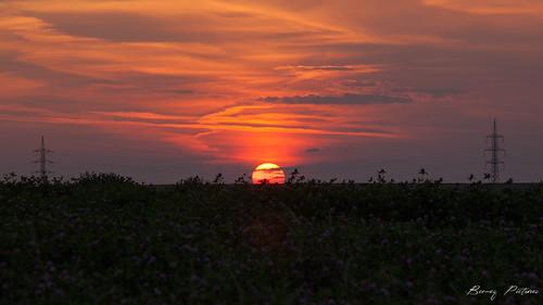 sunset belgique canoneos5dii bemezpictures