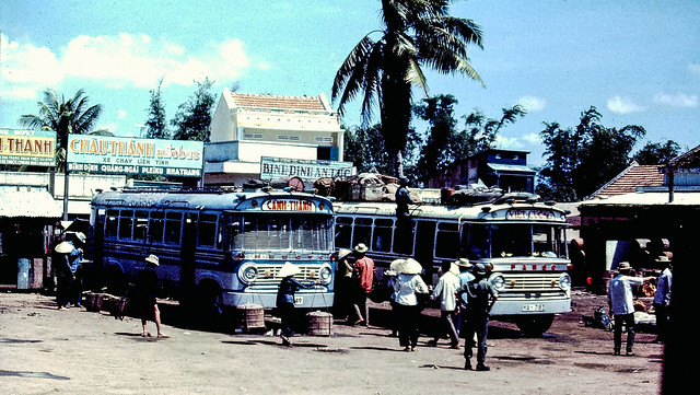 Qui Nhơn 1969 - Photo by Ernest Gaudreau
