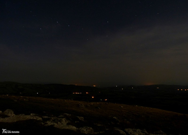 P1080919_2 - The Brecon Beacons at night