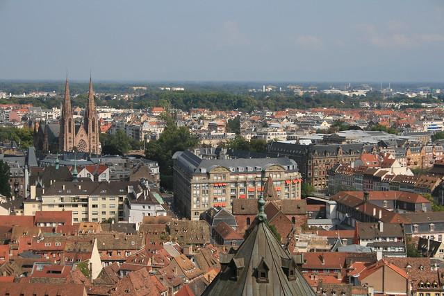 Strasbourg, view - vista