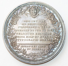 Nuremberg 300th Anniversary of typography medal1-rev