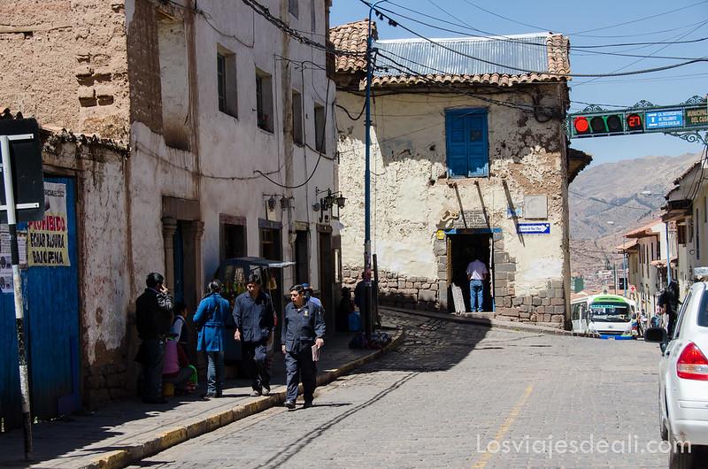 barrio de san blas en cuzco