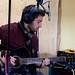 """Sesiones de grabación de """"Humareda"""". Espacio Tronar, Valdivia - 2014 by odufromage"""
