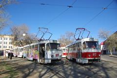 Samara tram Tatra T3SU 812 _20090502_669