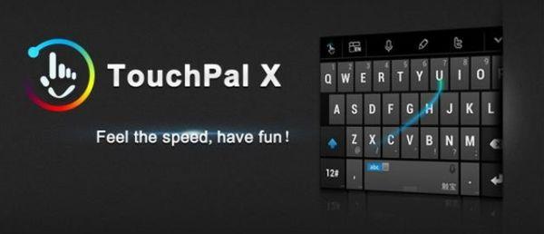 Клавиатура TouchPal Keyboard