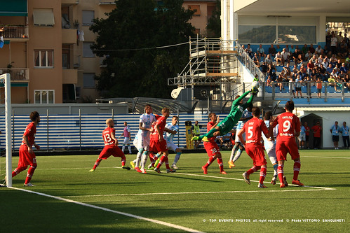 Entella-Carpi 2-0