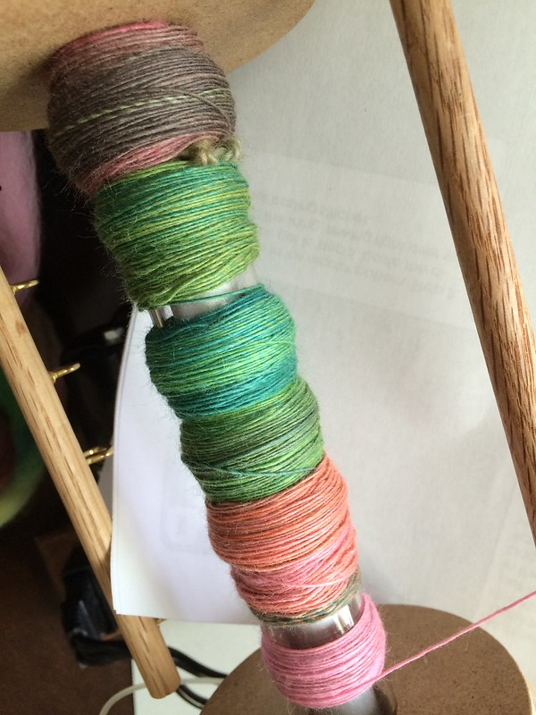 Three Waters Farm Polwarth Silk