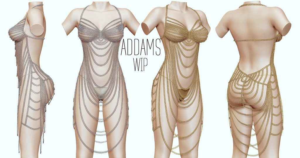 ADDAMS New WIP ♥♥ - SecondLifeHub.com