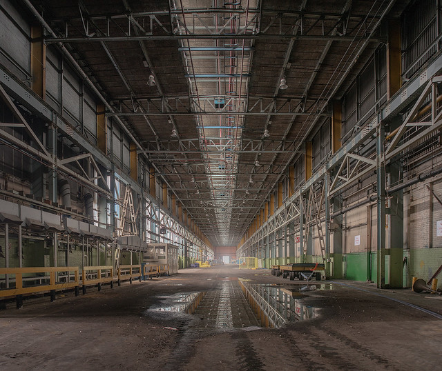 ford stamping plant 2017
