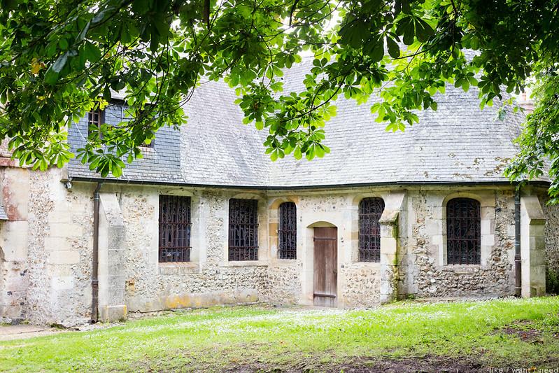 Notre-Dame de Grâce, Honfleur