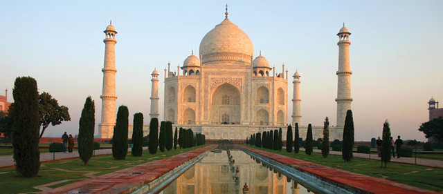 Índia. País da Ásia de Monções