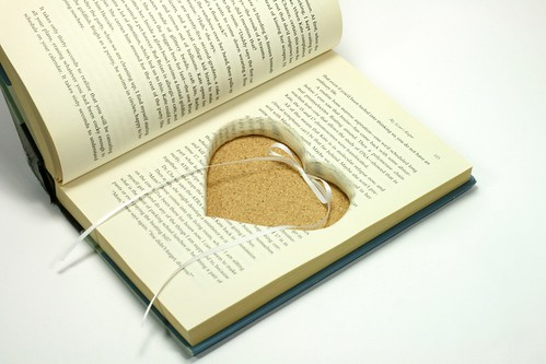 Custom Heart Cut Out Hollow Book