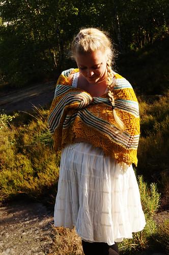 TTL mystery shawl