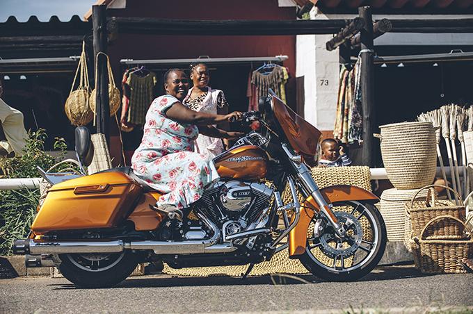 Harley Davidson Desmond Louw South Africa 0471