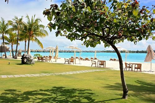 St. Regis Bora Bora beachfront