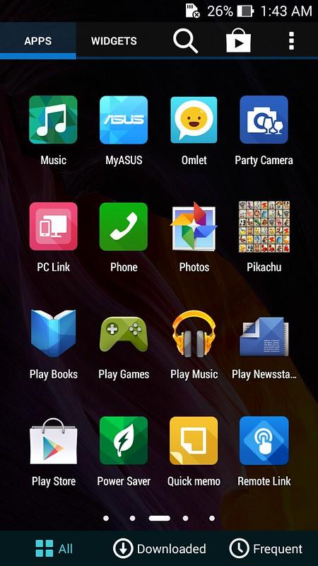 Tính năng Party Link trên Zenfone - 20315