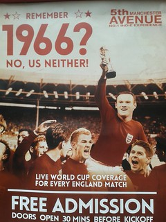 Remember 1966? No, us neither! #WorldCup