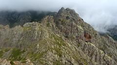 Crête Nord du Cornodello : après le contournement du Cornodello