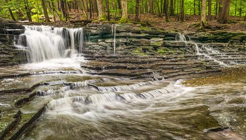 waterfall christmansantuary