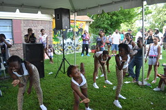 Dancers at the Block Party 026