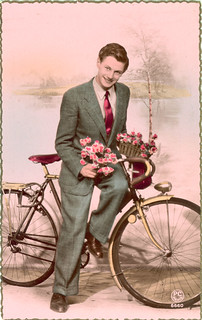 cpa vélo