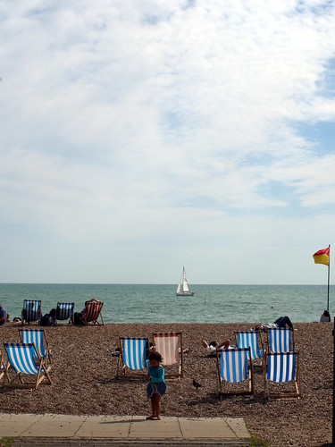 Brighton Beach Scene
