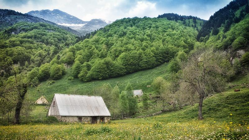 Near Gavarnie, France