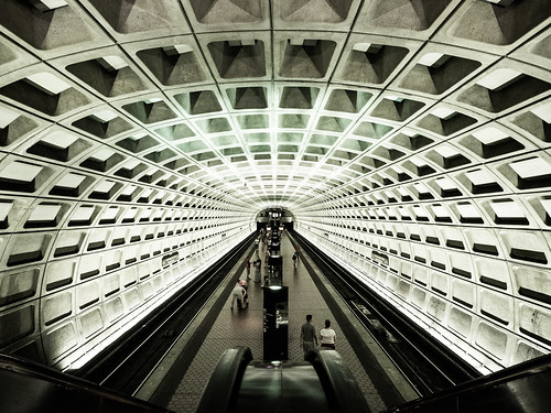 U-Street Washington Metro Station