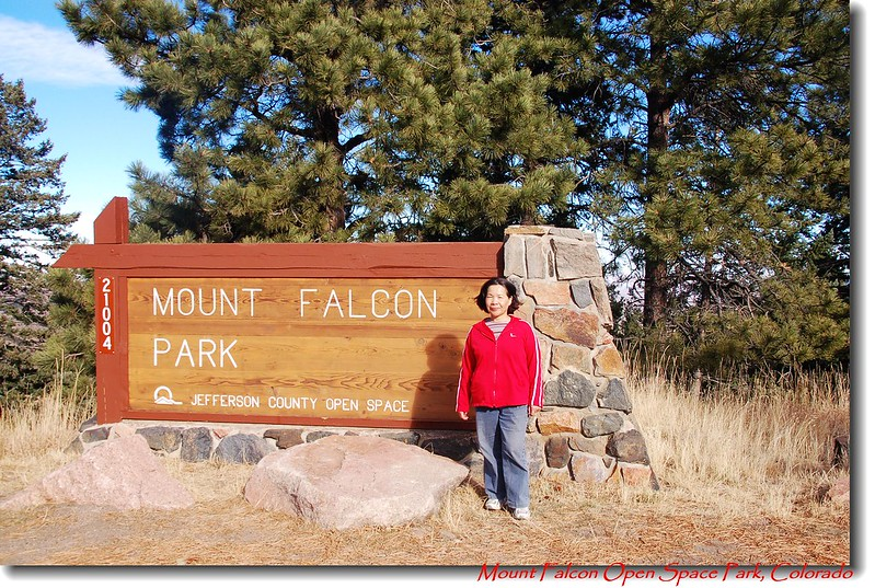 Mt. Falcon Western Trailhead