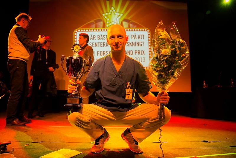 Riksfinal i Forskar Grand Prix 2013