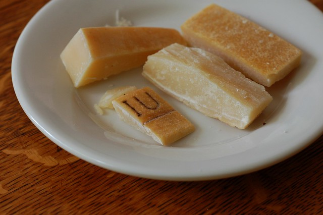 Parmesan rinds add great flavor by Eve Fox, the Garden of Eating, copyright 2014