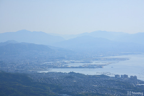 Mt. Kyogoya at Morning