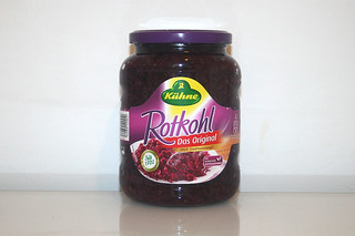 11 - Zutat Rotkohl / Ingredient red cabbage