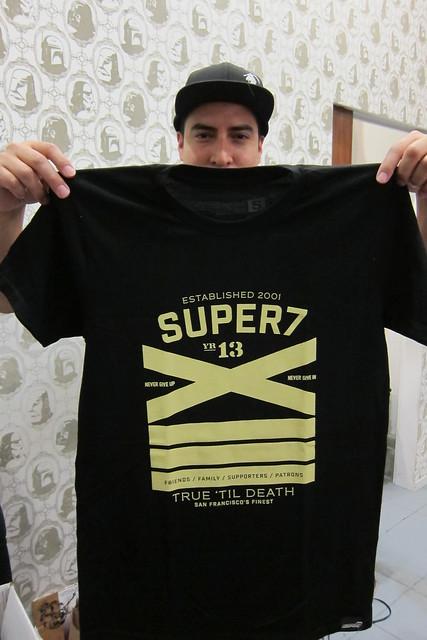 Super 7 13th Anniversary Party