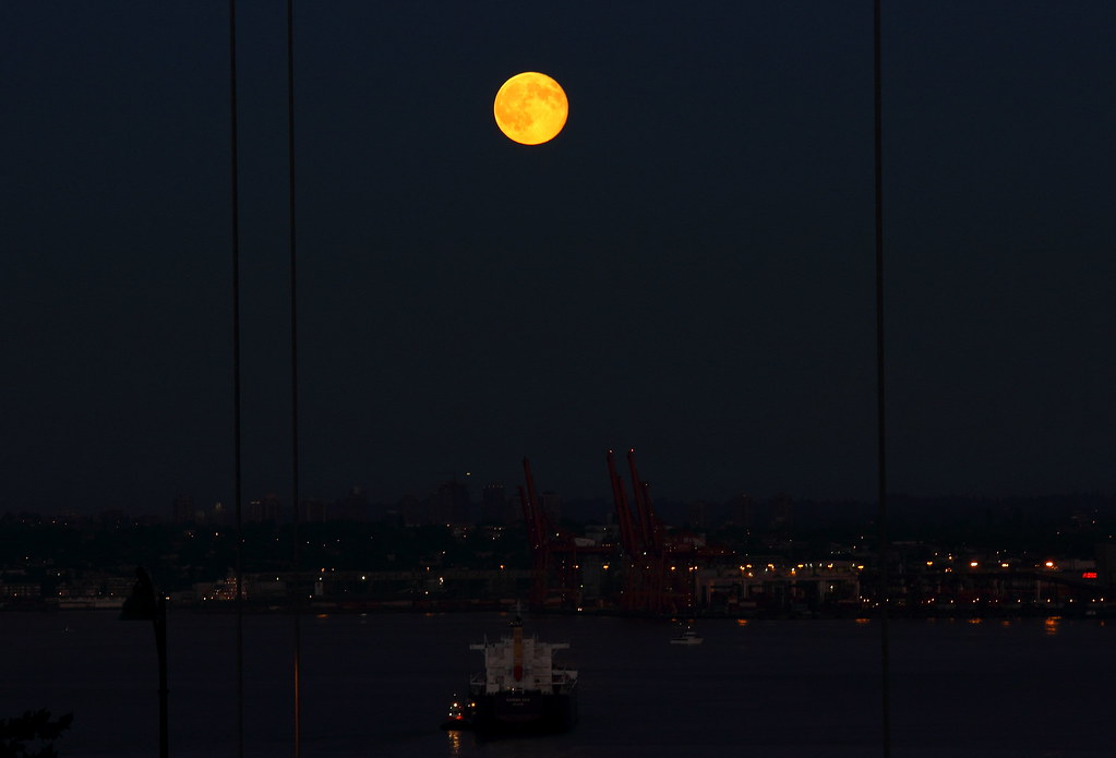 Supermoon July 12 2014