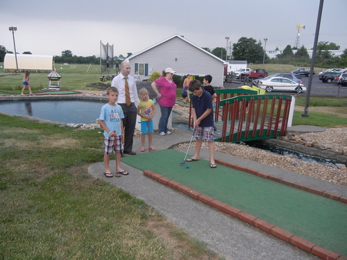 June 20 2014 Minigolf (3)