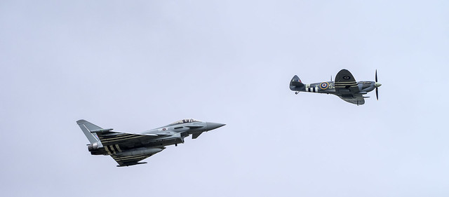 Spitfire and Eurofighter 389 (96)